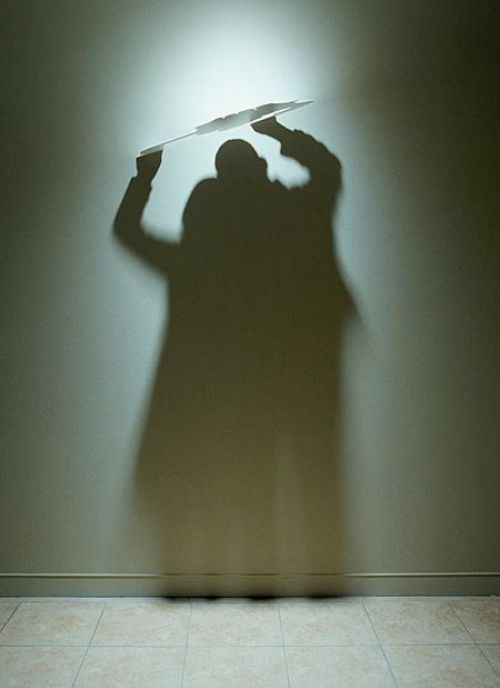 arte con sombra