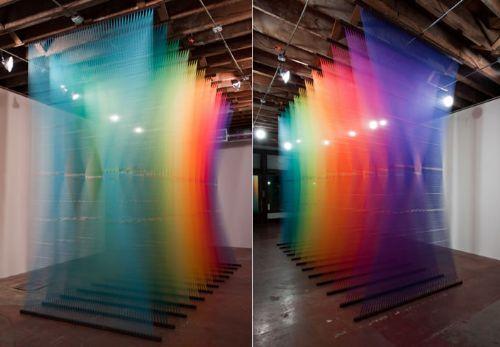 efecto arcoiris