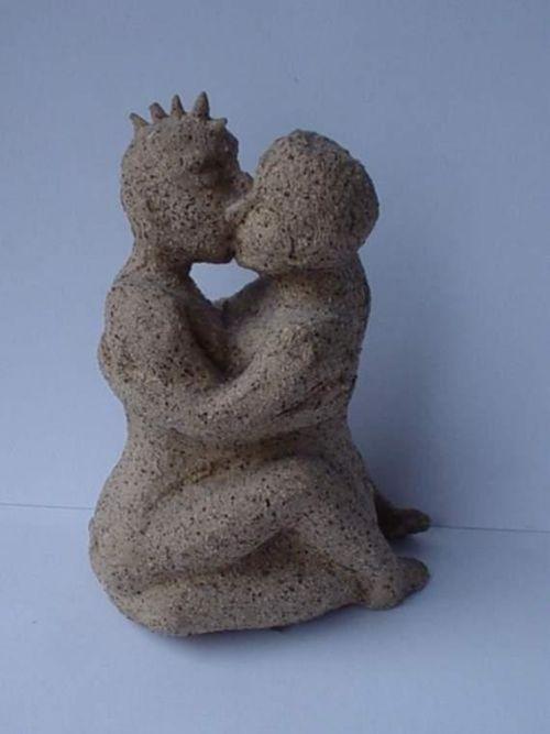 estatuas amor
