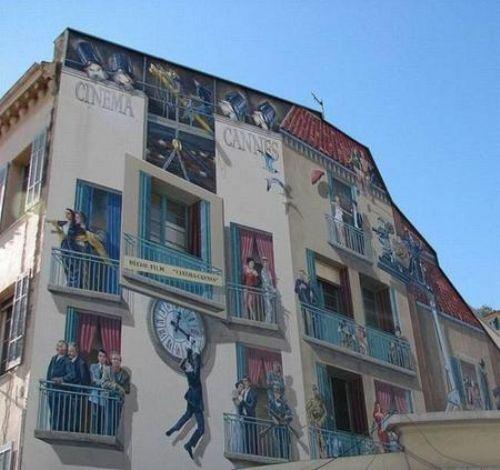 graffitis en 3d