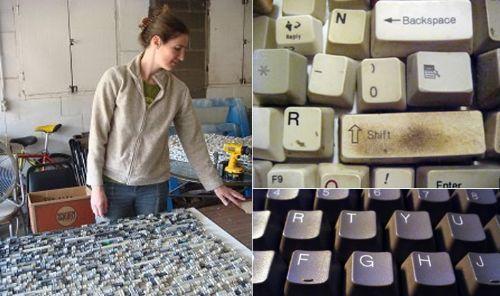 arte teclado