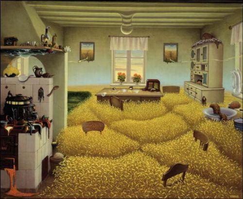 mundos dibujos animados