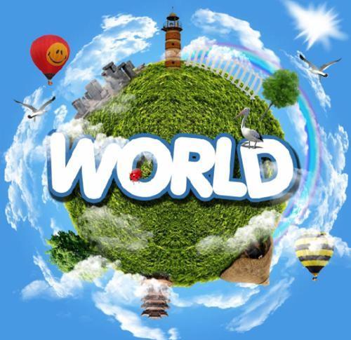[Vídeo Tutorial] Crea un mundo flotante