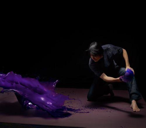 pintura alta velocidad