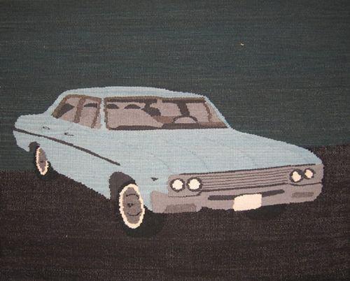 tapices tejidos