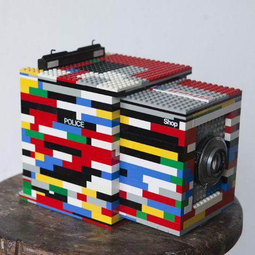 camara lego