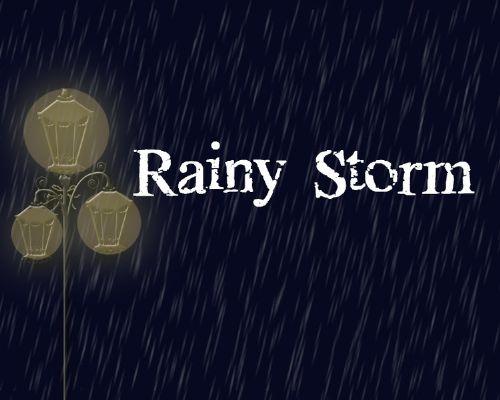 pinceles lluvia