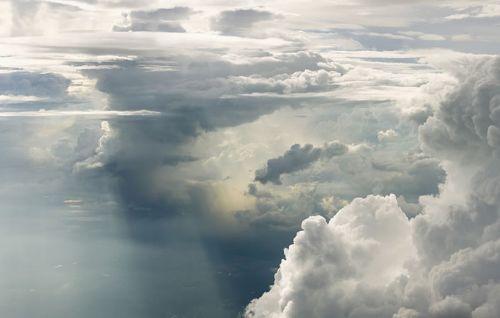 fotos arriba nubes