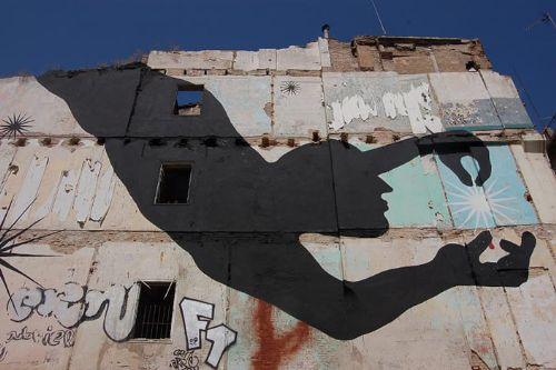 graffiti gigante