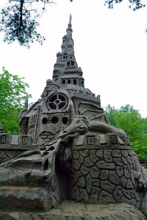 castillo mas alto