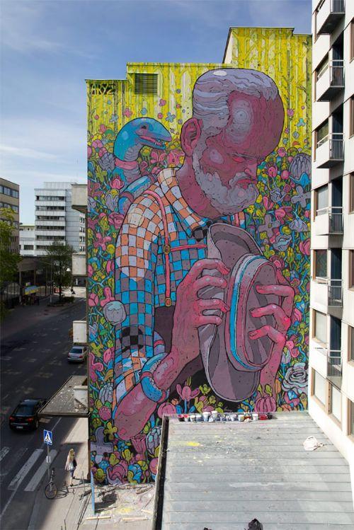 arte calle color
