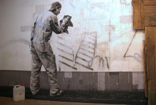 arte callejero boxi
