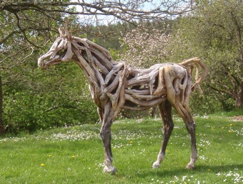 arte madera roble