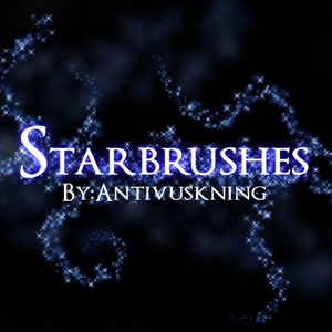 Stars Brushes/ Pinceles de estrellas - YouTube