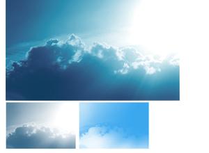 nubes photoshop pinceles
