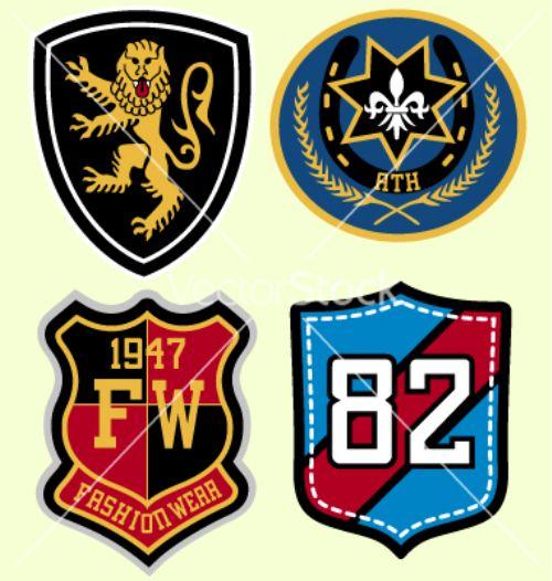 vectores emblemas