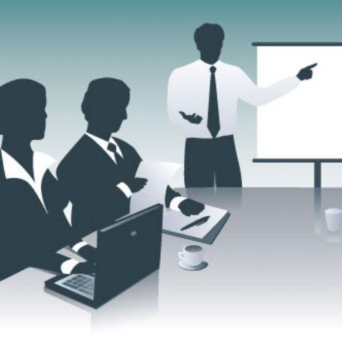 reunion de negocios