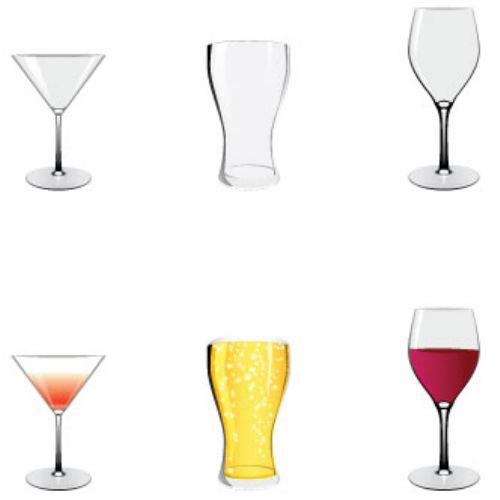 Copas alcohol