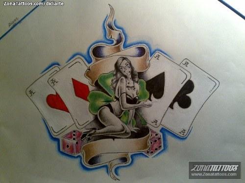 casino tatuaje