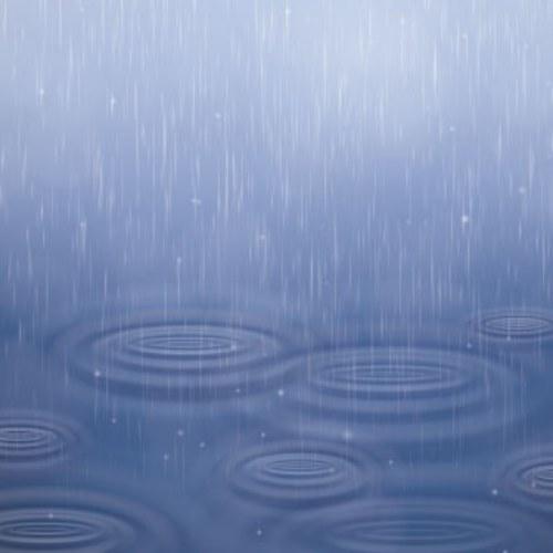 vector lluvia