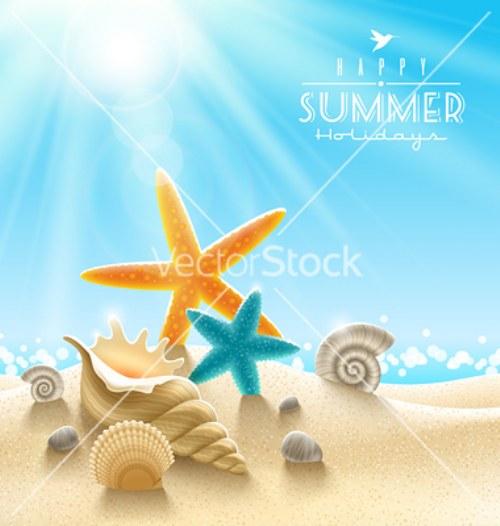 vector verano