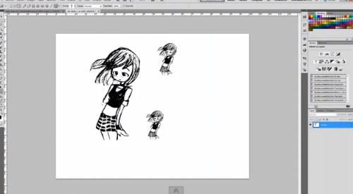 vectorizar dibujo
