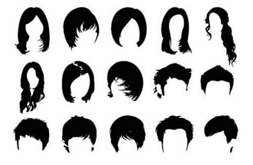 pinceles cabello