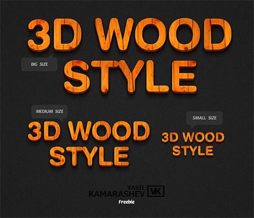 estilos madera