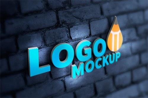 logo psd gratis