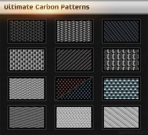 patterns carbon