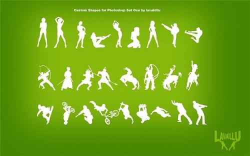 formas personalizadas deportes