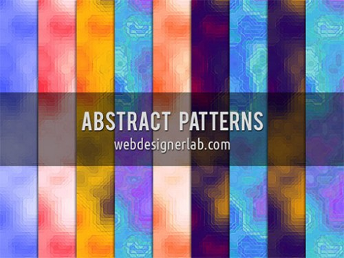 patterns abstractos