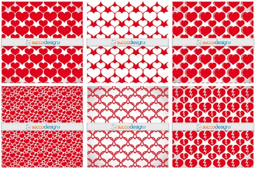 patterns san valentin