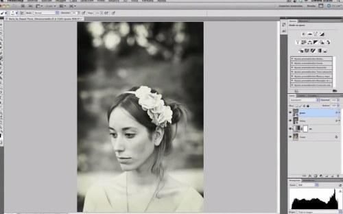 foto blanco negro vintage