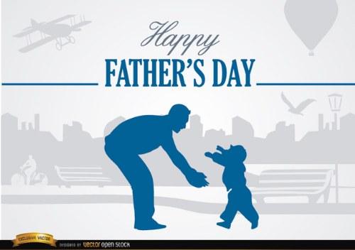 dia del padre vector