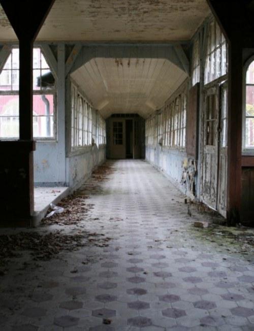 fondos edificios abandonados