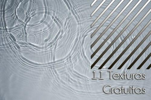 texturas de agua ondas photoshop