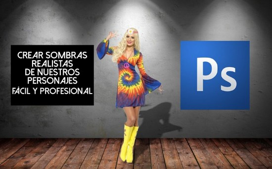 crear sombrar tutorial photoshop gratis