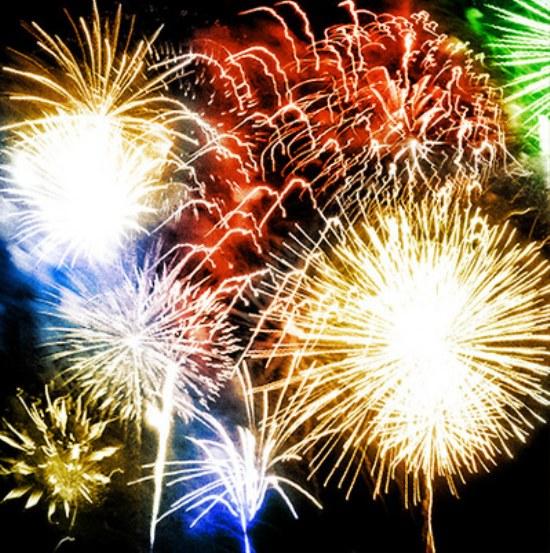 pinceles fuegos artificiales photoshop gratis
